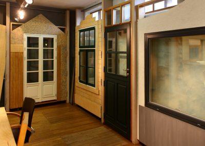 Fenster & Türen Ausstellung von frovin in Meerbusch