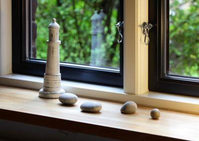 Einfamilienhaus Linn mit klassischen daenischen Fenster von frovin